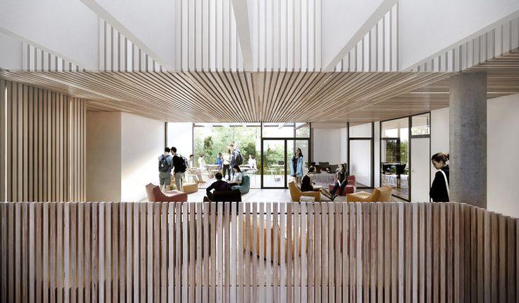 Courtesy of Friis & Moltke + WE architects