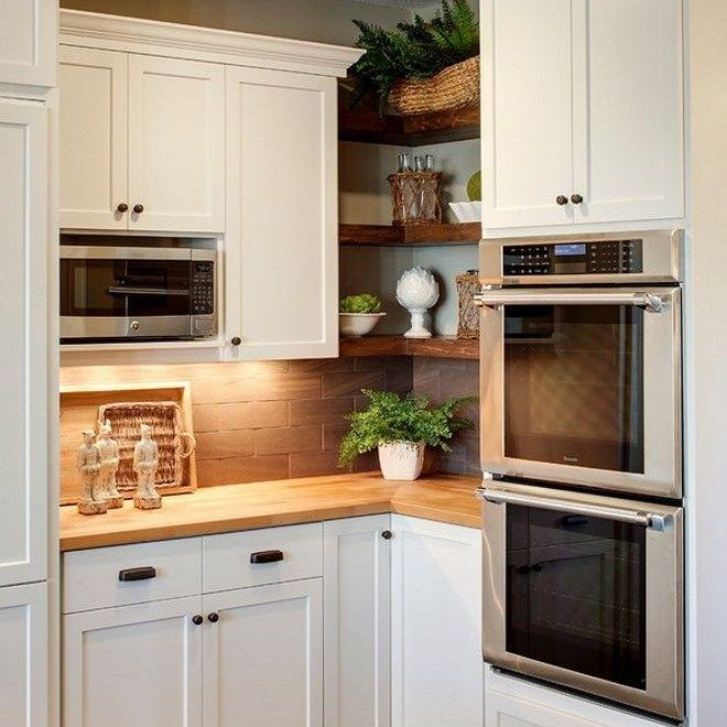36+ The Hidden Facts About Staggered Kitchen Cabinets ...
