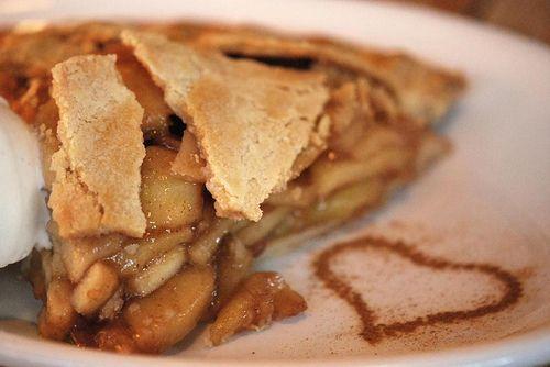 TODAS LAS RECETAS : Torta  de Manzana y Canela