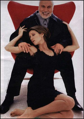 Celine and Rene. Greatest love of all