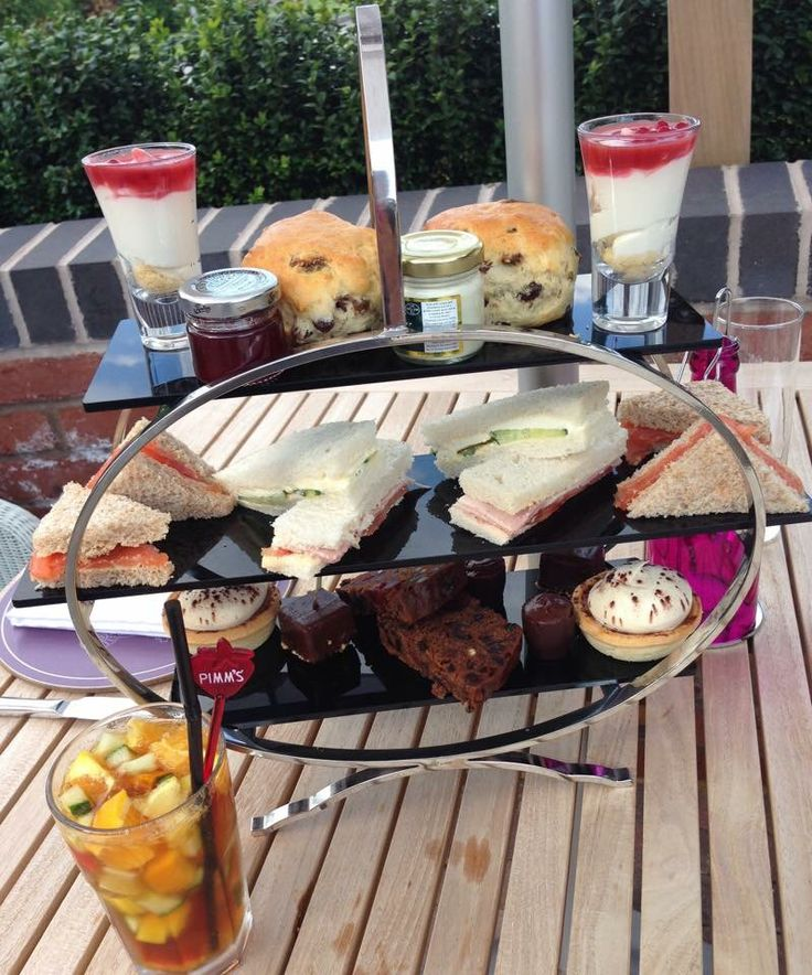 Our Afternoon Tea at The Cottons Hotel & Spa