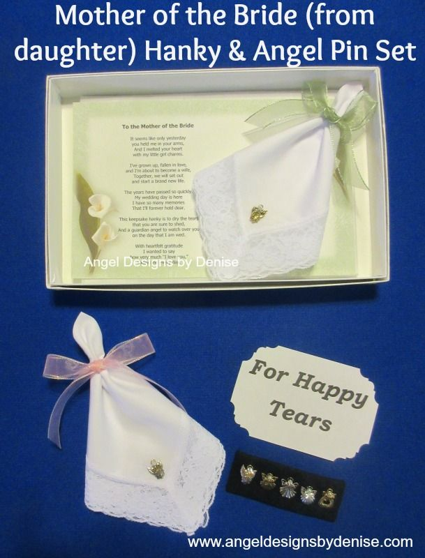 Perfect Wedding Gift For Your Daughter : becky wedding on your wedding day wedding special wedding gift hanky ...