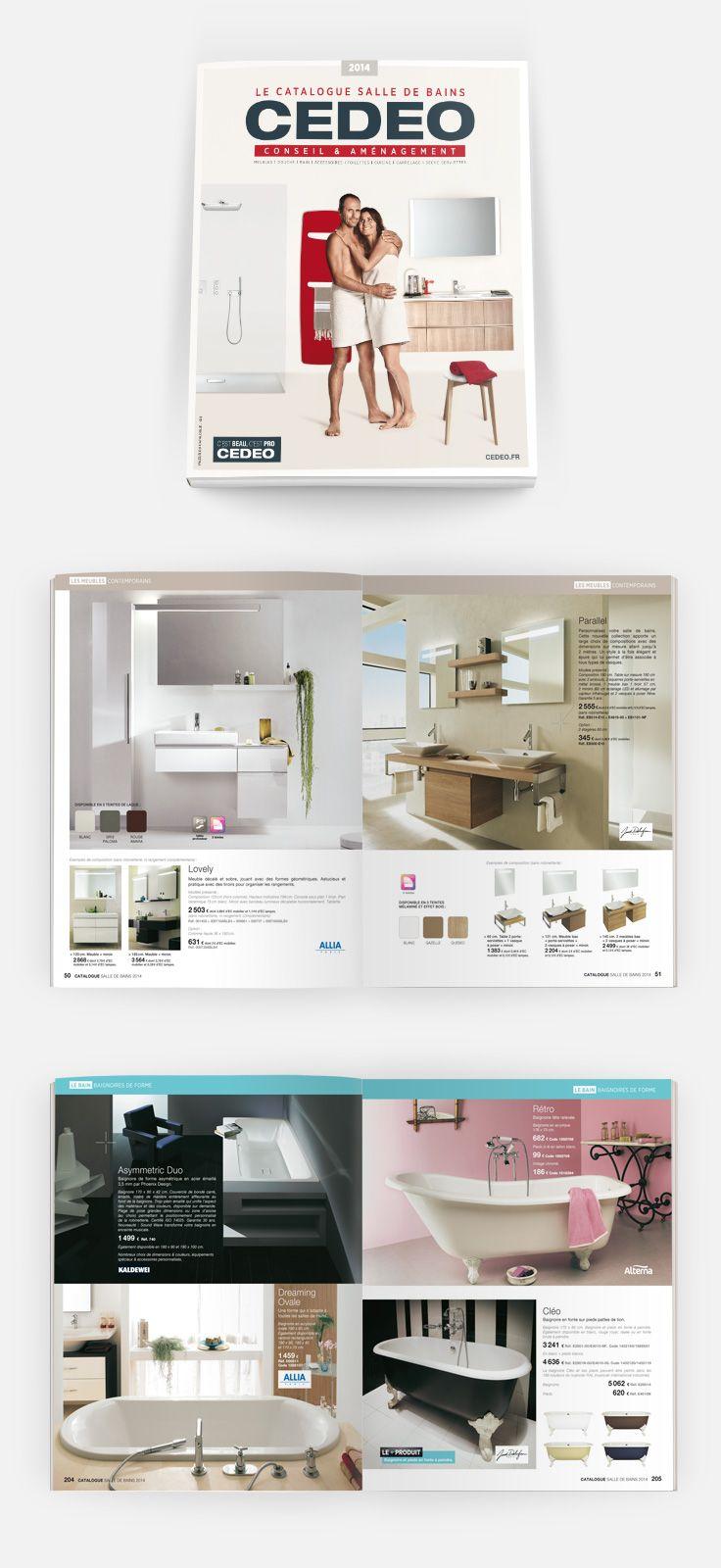 Cedeo catalogue salle de bains id es de - Catalogue salle de bain ...