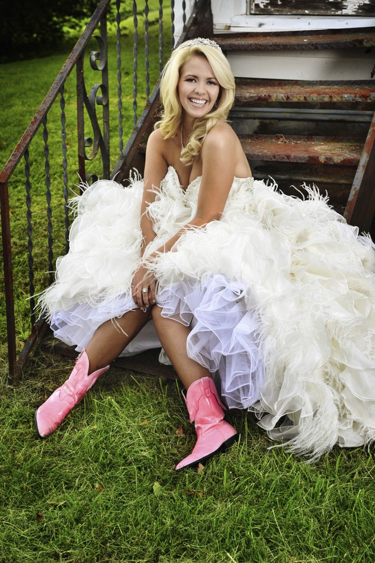 1000 Images About Brides In Cowboy Boots On Pinterest