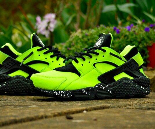Nike Huarache Custom Huaraches Pinterest Nike And