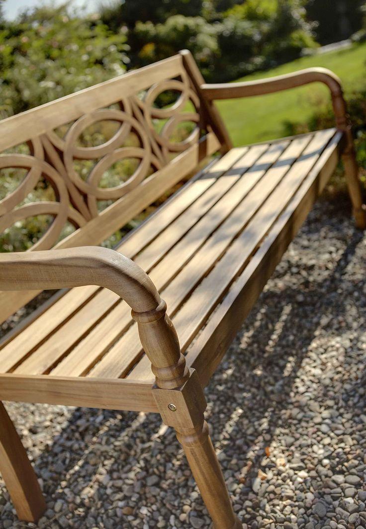 Garden Furniture Bench 89 best garden benches images on pinterest   garden benches, teak