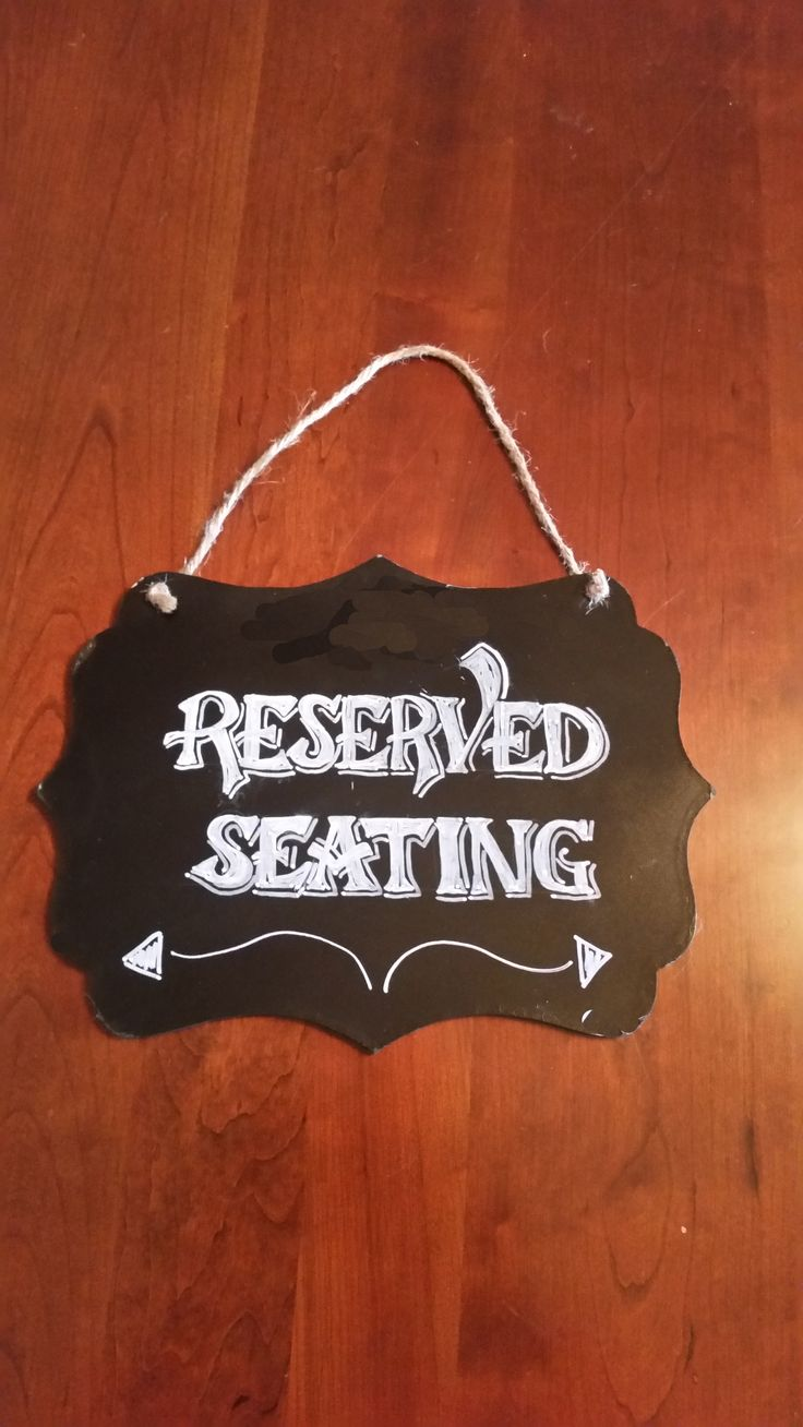 reserved-seating