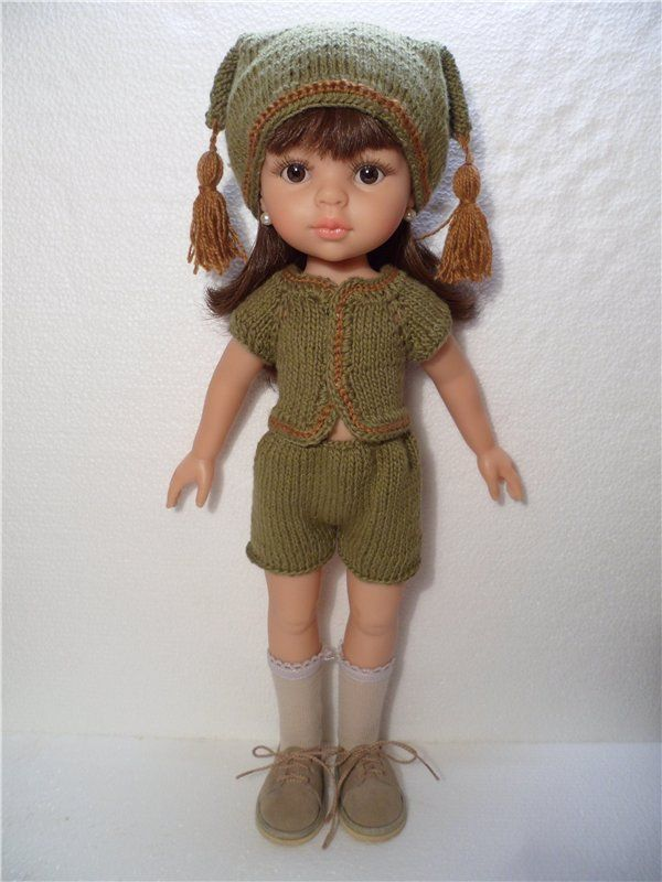 Одежда: костюм для для Паолочек / Одежда для кукол / Шопик. Продать купить куклу / Бэйбики. Куклы фото. Одежда для кукол