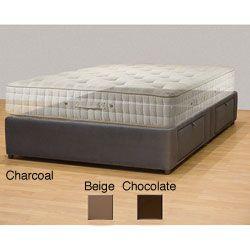 Tiffany 4-drawer King Platform Bed/ Storage Mattress Box | Overstock.com