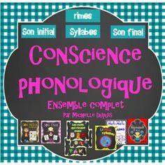*Conscience phonologique - Ensemble complet