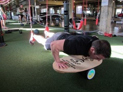 Surf Workout Program