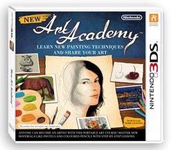 New Art Academy (Nintendo 3DS): Amazon.co.uk: PC & Video Games