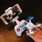 ﹩36.59. Mini WIFI RC Quadcopter With HD Camera 2.4GHz 4CH 6-Axis Gyro 3D UFO Drone NEW    Fuel Type - Electric, Required Assembly - Ready to Go/RTR/RTF (All included), Material - ABS, Channels - 4 Channels, Gyroscope - Six axis, Camera - HD 0.3MP, FPV transmission - wifi real-time, Charging time - About 30 minutes