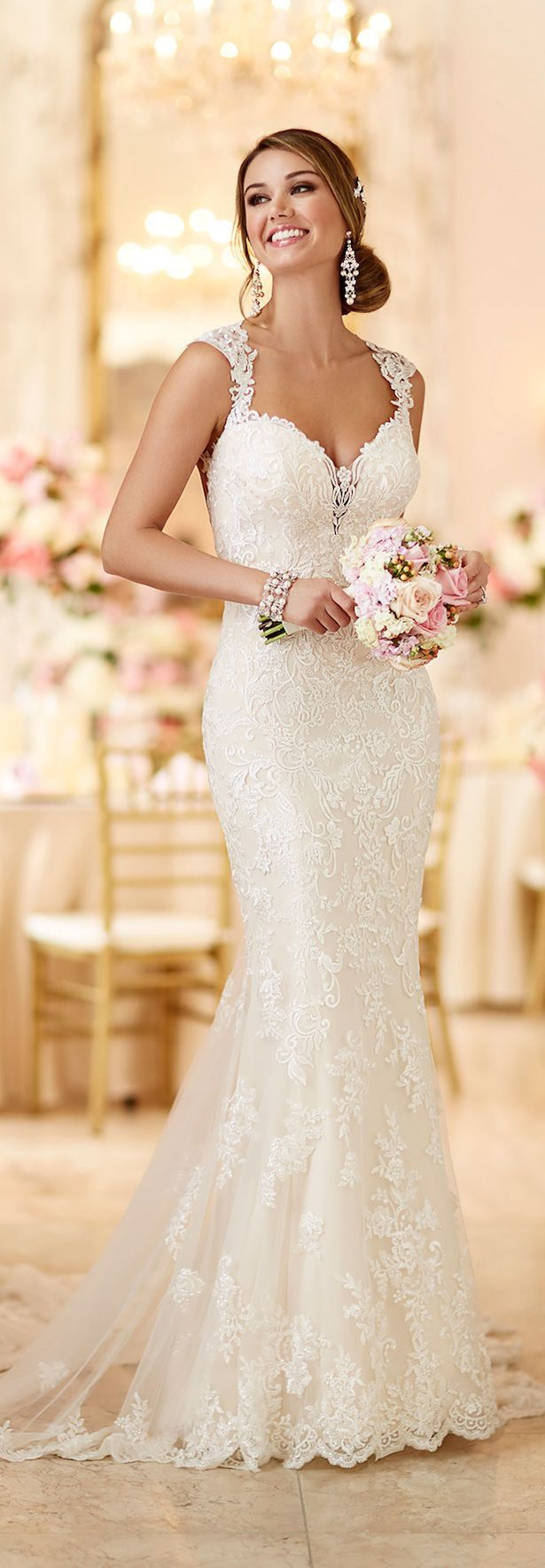 Stella York Spring 2016 Bridal Collection - Belle The Magazine-I've got the most amazing lineup of stop you in your tracks bridal gowns by one of our favorite bridal brands, Stella York.