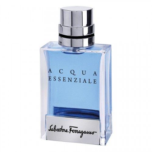 Salvatore Ferragamo Acqua Essenziale 100ml eau de toilette spray - Ferragamo parfum Heren - ParfumCenter.nl