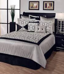 Resultado de imagen para grey, black & white bedrooms