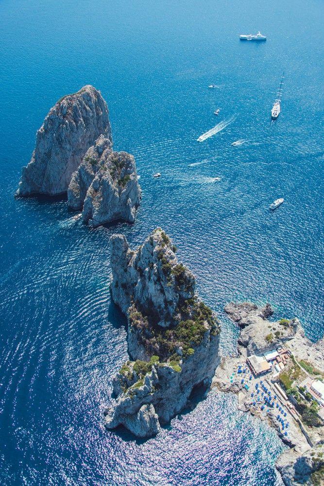 Il Faraglioni, Capri
