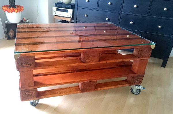 die besten 25 selbstgemachte couchtische ideen auf pinterest selbstgemachter tisch diy. Black Bedroom Furniture Sets. Home Design Ideas