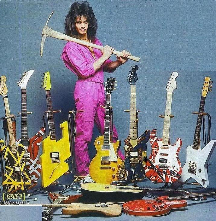 17 Best Images About Best Guitars On Pinterest: 17 Best Images About Van Halen On Pinterest