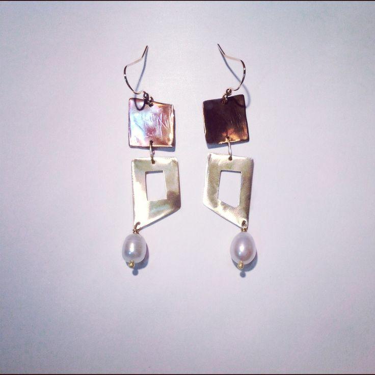 My ZiZi Jewels-earrings-brass-handmadeinitaly