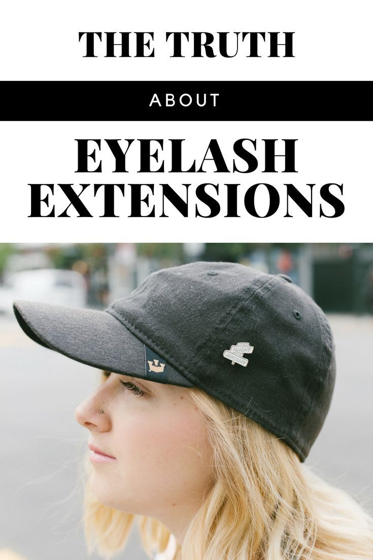 Kelsey from Blondes & Bagels gives a full eyelash extension review. Read about the pros and cons of eyelash extensions in this helpful post!