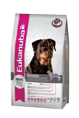 Eukanuba Dog Food Adult Rottweiler 12 Kg http://www.dogspot.in/eukanuba-57/