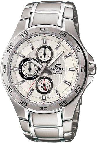Мужские японские наручные часы Casio Edifice EF-335D-7A
