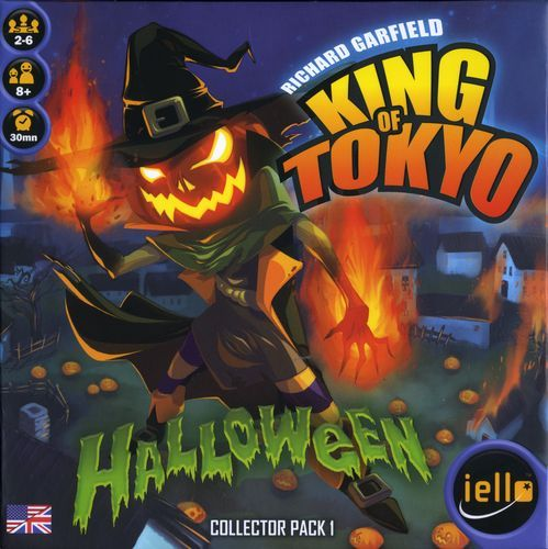 King of Tokyo: Halloween -Expansión Coleccionista I-