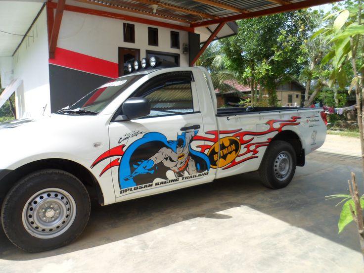 Sticker  Mobil Sorong Mitsubishi Triton #TribalGraphics #CuttingSticker #3DCuttingSticker #Decals #Vinyls  #Stripping #StickerMobil #StickerMotor #StickerTruck #Wraps  #AcrilycSign #NeonBoxAcrilyc #ModifikasiMobil #ModifikasiMotor #StickerModifikasi  #Transad #Aimas #KabSorong #PapuaBarat