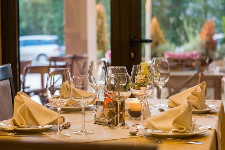 Ein schön gedeckter Tisch.....