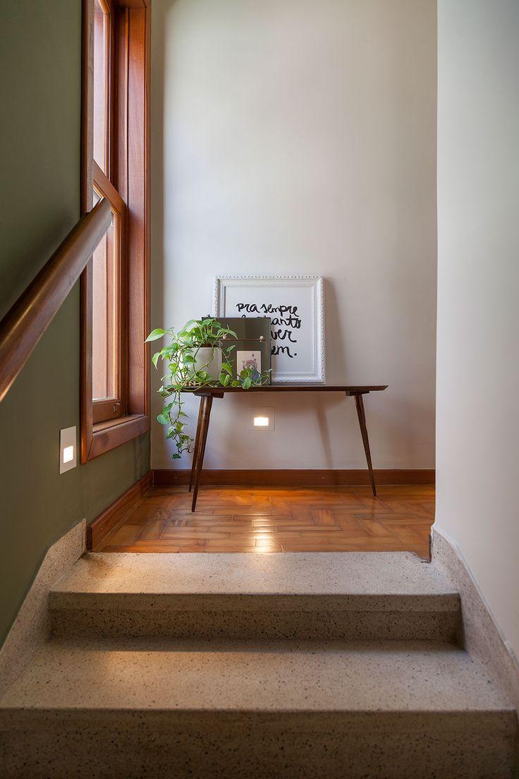Um casa em que em todo cantinho de um objeto especial, deixando o décor ainda…