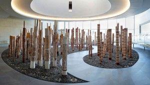 Hollow Log Coffin Memorial