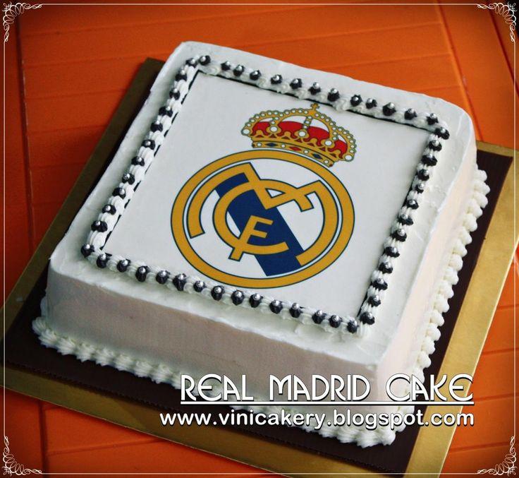 Real Madrid Cake | Partage d'images françaises