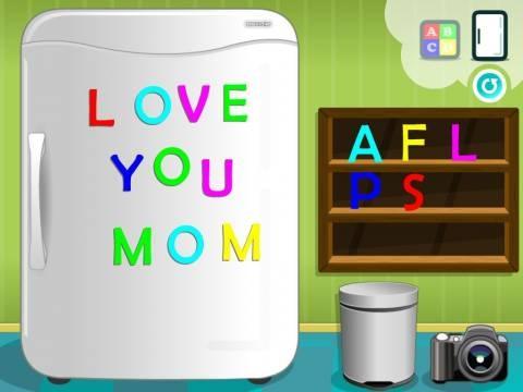 Bogga Alphabet - an app for learning the letters of the alphabet.  Original Appysmarts score: 75/100 Price (when reviewed): $0.99 @Lars Johannessen #kids #apps #kidsapps