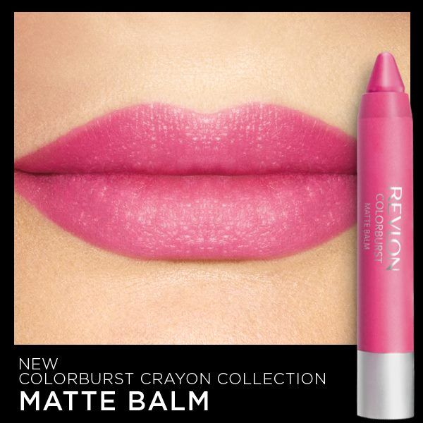 Mad about the new ColorBurst Matte lip balms? They come in 10 different shades for a dash of hydrating colour.