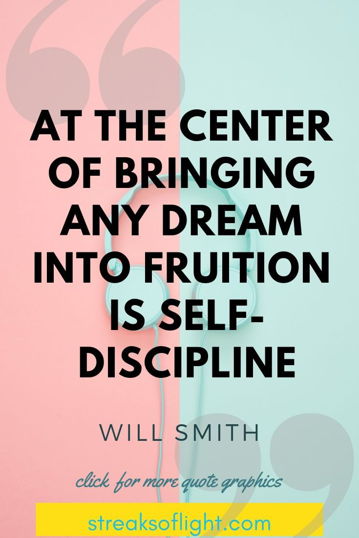 Quotations On Discipline : quotations, discipline, Smith, Quotes, Discipline, Streaks, Light, Quotes,, Discipline,