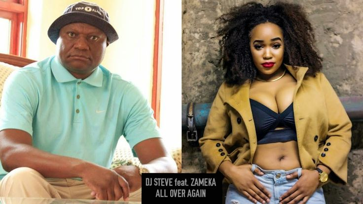 DJ Steve feat. Zameka - All Over Again (Afro House) 2017 | Download ~ Alpha Zgoory | Só9dades