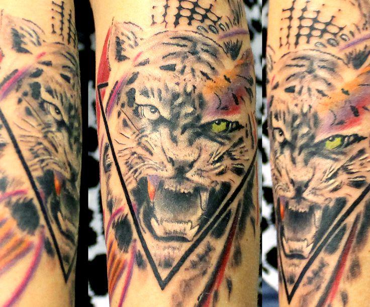 #tetoválás #szolnok #pinterart #pigmentplanettattoo #tattoo #polkatigris