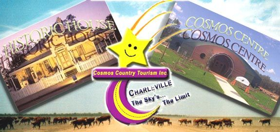 Cosmos Country Tourism - Charleville