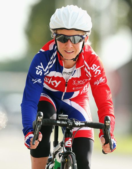 emma pooley | Emma Pooley Emma Pooley of Great Britain in action during training for ...