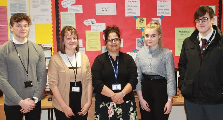 St Benedict's Sixth Form Students accepted onto Durham University programme http://www.cumbriacrack.com/wp-content/uploads/2017/01/Four-of-the-five-students-pictured-with-Mrs-Kar-Director-of-Learning-at-Sixth-Form.jpg Five talented students from the Sixth Form at St Benedict's Catholic High School have been accepted onto a special programme through Durham University    http://www.cumbriacrack.com/2017/01/26/st-benedicts-sixth-form-students-accepted-onto-durham-university-