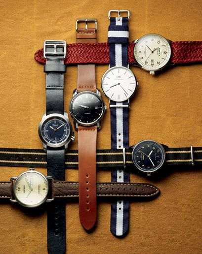 """I'll take one of each...you never know when you'll need the """"right"""" watch to complete your wardrobe!"""
