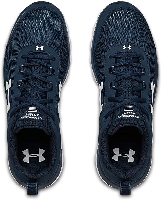 coger un resfriado Dedicación Kosciuszko  Amazon.com | Under Armour Men's Charged Assert 8 Running Shoe, Academy  (401)/White, 7 | Road Running in 2020 | Under armour men, Armour men, Running  shoes