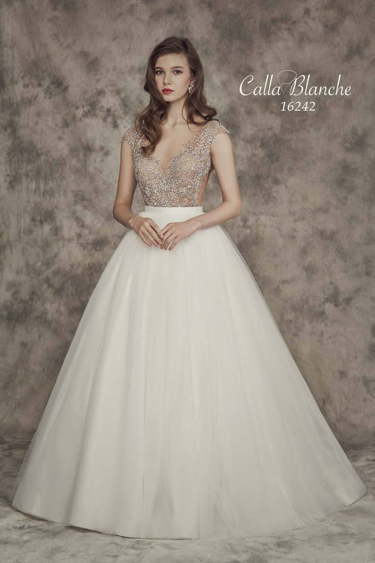15 best calla blanche images on pinterest 2017 bridal for Calla blanche wedding dress