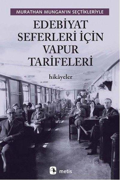 Sait Faik'ten Leyla Erbil'e 'Edebiyat Seferleri İçin Vapur Tarifeleri' ve 'Tren Geçti' Kitapları Okuyucuyla Buluşuyor! | Sanat Karavanı