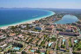 Mallorca, Alcudia - Spain. And a lot of the other cities on this island :-)