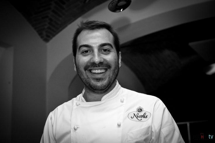 Lo Chef Fabio Codognola