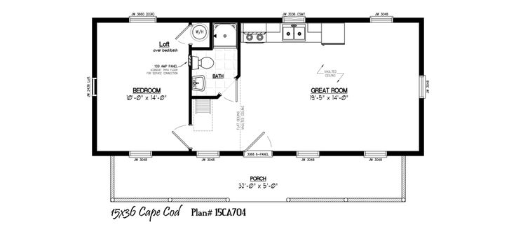 17 best images about 16x40 on pinterest sleep for 16 x 40 mobile home floor plans