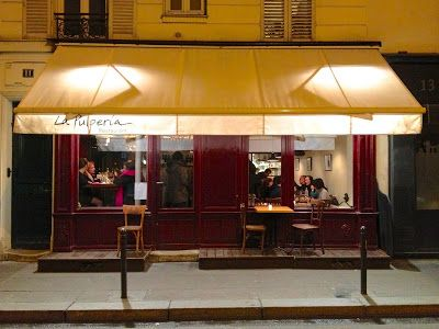 not drinking poison in paris: why ask why: la pulperia, 75011