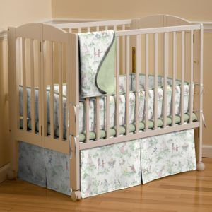 Eddie Bauer Crib Bedding Set